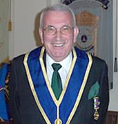 W.Bro. David Stuart Carey