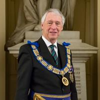 The Right Worshipful Provincial Grand Master