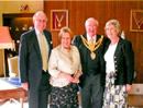E Comp Richard Price Praised by the Mayor of Solihull