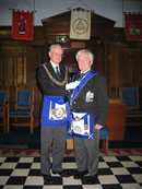 The Nautical Services Lodge No. 5629
